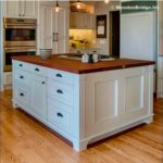 Modern Butcher Block Kitchen Island Ideas - 350 x350 1