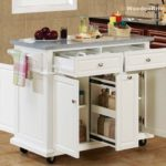 Modern Butcher Block Kitchen Island Ideas - 600 x483