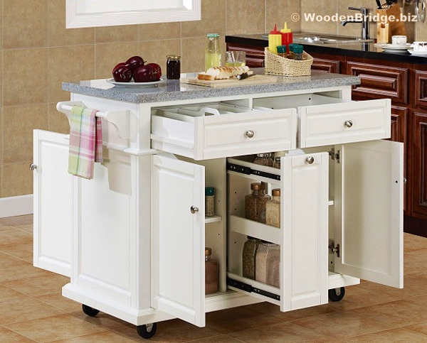 Modern Butcher Block Kitchen Island Ideas – 600 x483