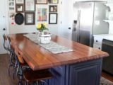 Modern Butcher Block Kitchen Island Ideas   600 x900