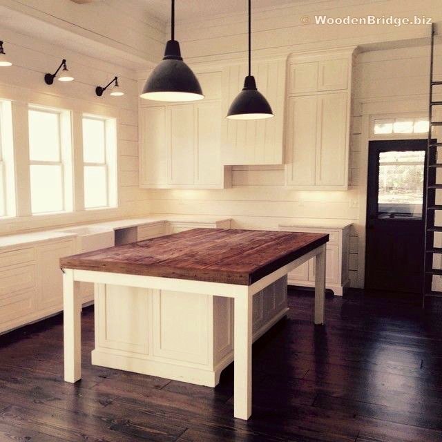 Modern Butcher Block Kitchen Island Ideas – 640 x640