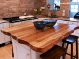 Modern Butcher Block Kitchen Island Ideas – 728 x518