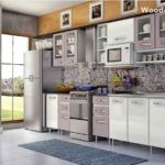 Modern Stainless Steel Kitchen Cabinets Ideas - 1000 x 596