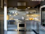 Modern Stainless Steel Kitchen Cabinets Ideas – 1024 x 829