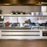 Modern Stainless Steel Kitchen Cabinets Ideas - 1595 x 900