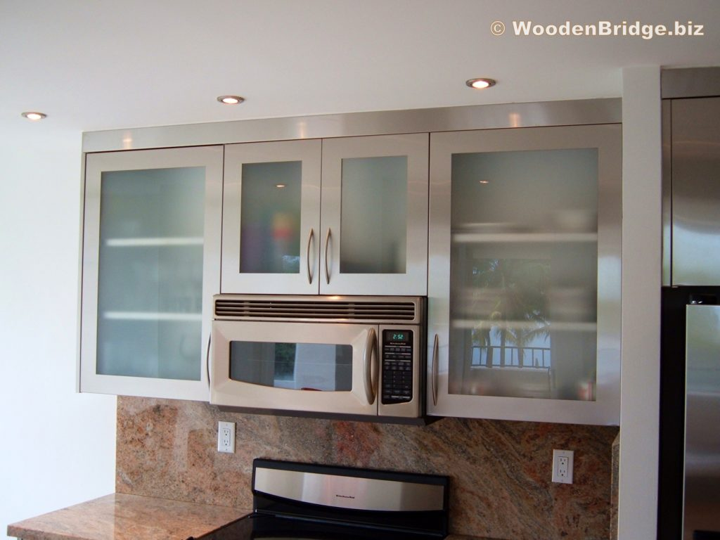 Modern Stainless Steel Kitchen Cabinets Ideas - 2016 x 1512