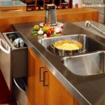 Modern Stainless Steel Kitchen Cabinets Ideas - 625 x 469