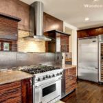 Modern Stainless Steel Kitchen Cabinets Ideas - 870 x 581