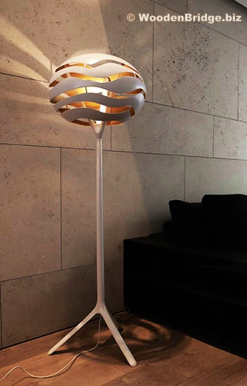 Modern Type of Lighting Fixtures Ideas - 352 x550