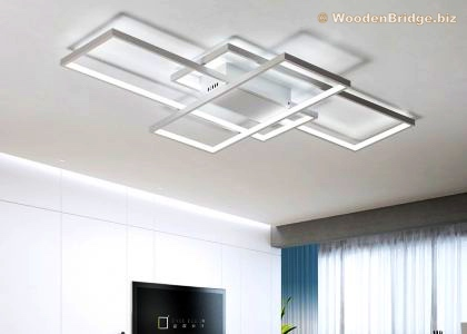 Modern Type of Lighting Fixtures Ideas - 420 x300