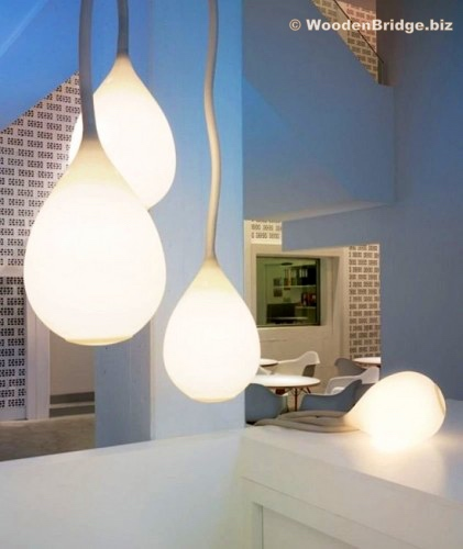 Modern Type of Lighting Fixtures Ideas - 421 x500