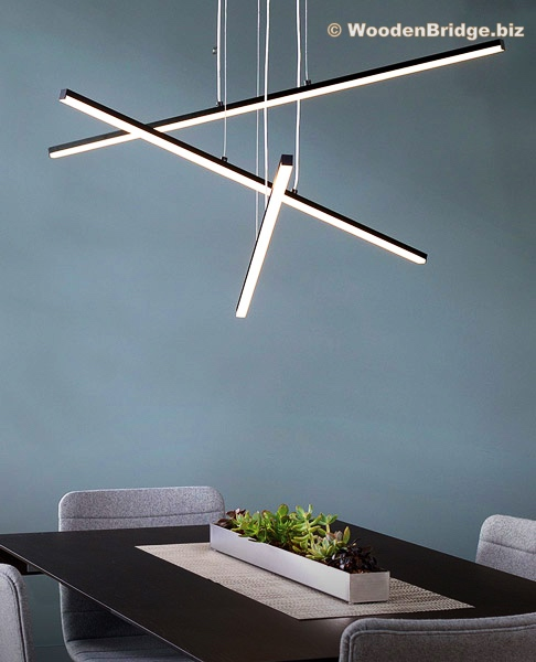 Modern Type of Lighting Fixtures Ideas - 486 x600