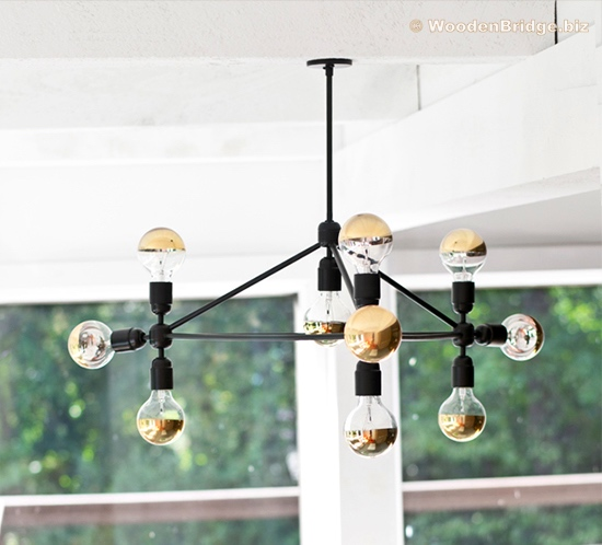 Modern Type of Lighting Fixtures Ideas - 550 x498