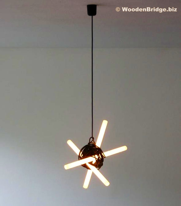 Modern Type of Lighting Fixtures Ideas - 590 x672