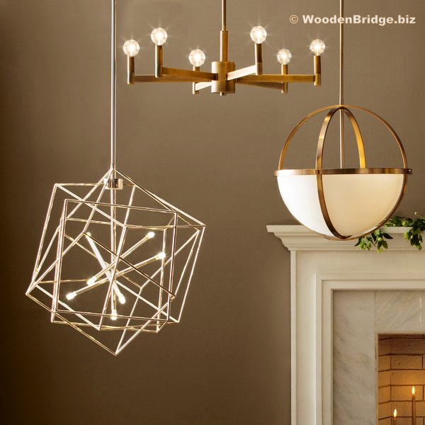 Modern Type of Lighting Fixtures Ideas - 600 x600 1