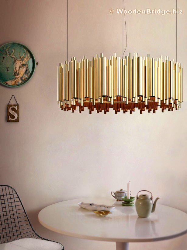 Modern Type of Lighting Fixtures Ideas - 615 x820