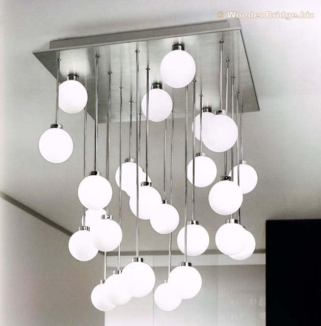 Modern Type of Lighting Fixtures Ideas - 630 x640