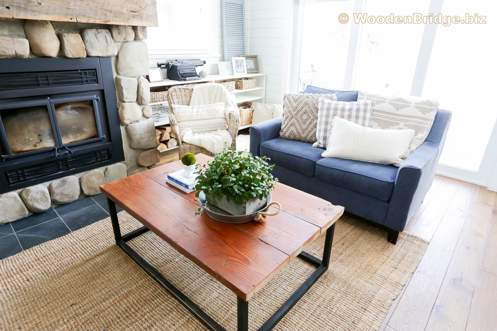Reclaimed Wood Coffee Tables Ideas – 1000 x 667 2