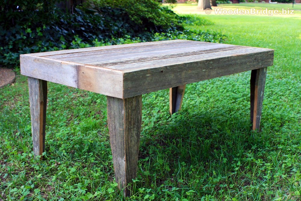 Reclaimed Wood Coffee Tables Ideas – 1000 x 667