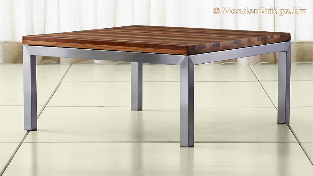 Reclaimed Wood Coffee Tables Ideas - 1008 x 567