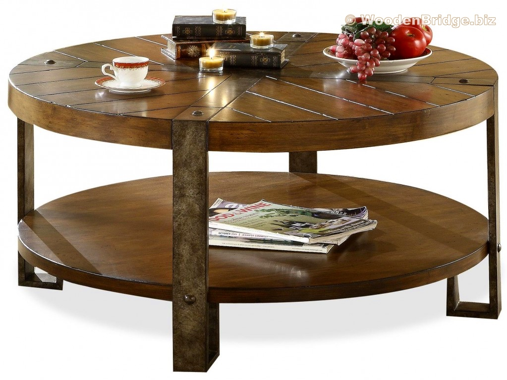 Reclaimed Wood Coffee Tables Ideas - 1023 x 767 1