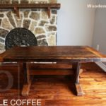 Reclaimed Wood Coffee Tables Ideas - 1024 x 675