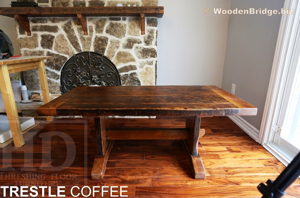 Reclaimed Wood Coffee Tables Ideas – 1024 x 675