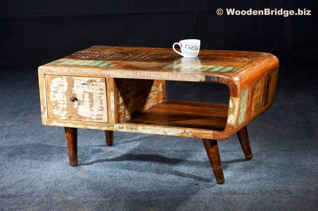 Reclaimed Wood Coffee Tables Ideas - 1024 x 681