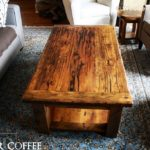 Reclaimed Wood Coffee Tables Ideas - 1024 x 683 1