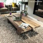 Reclaimed Wood Coffee Tables Ideas - 1058 x 1077