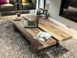 Reclaimed Wood Coffee Tables Ideas – 1058 x 1077
