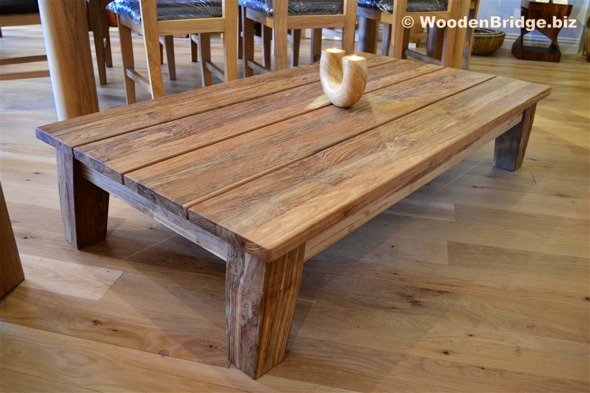 Reclaimed Wood Coffee Tables Ideas – 1152 x 768