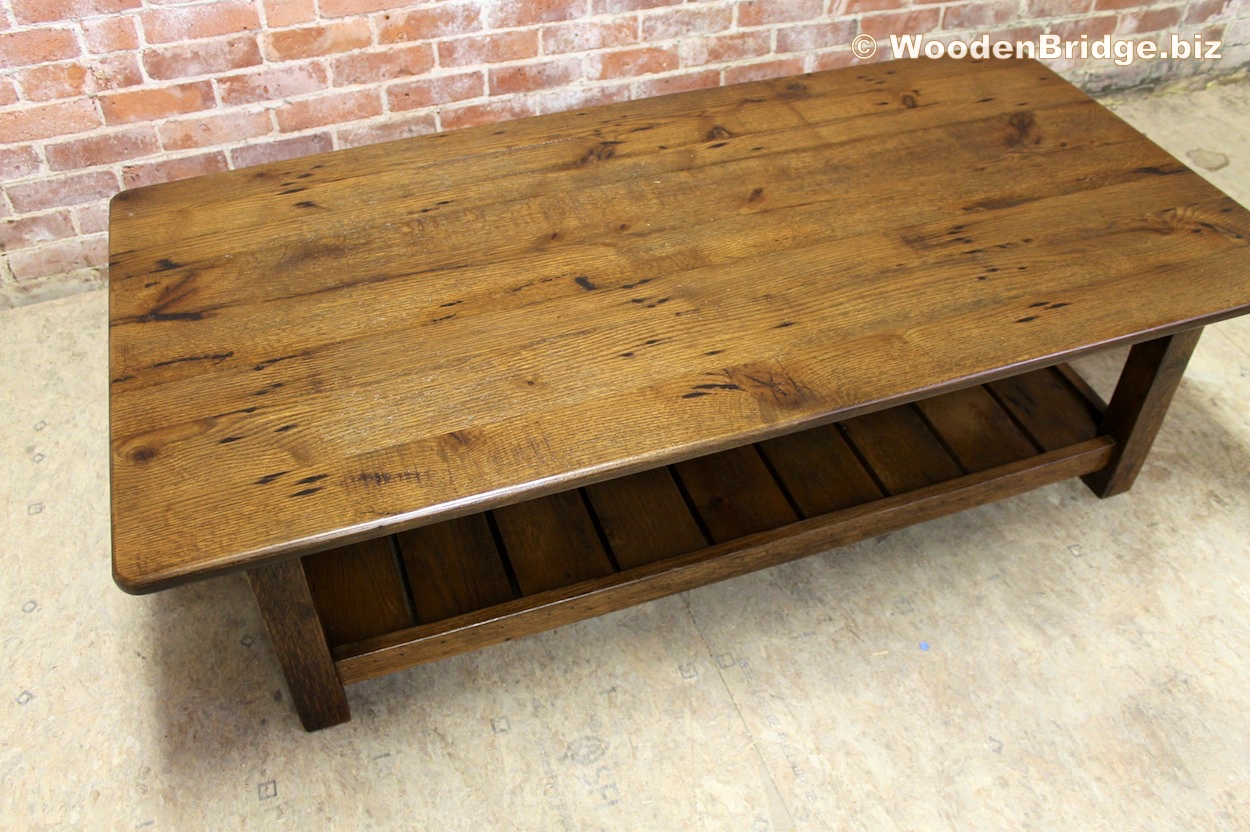 Reclaimed Wood Coffee Tables Ideas - 1250 x 832