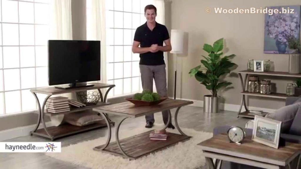 Reclaimed Wood Coffee Tables Ideas - 1280 x 720 1