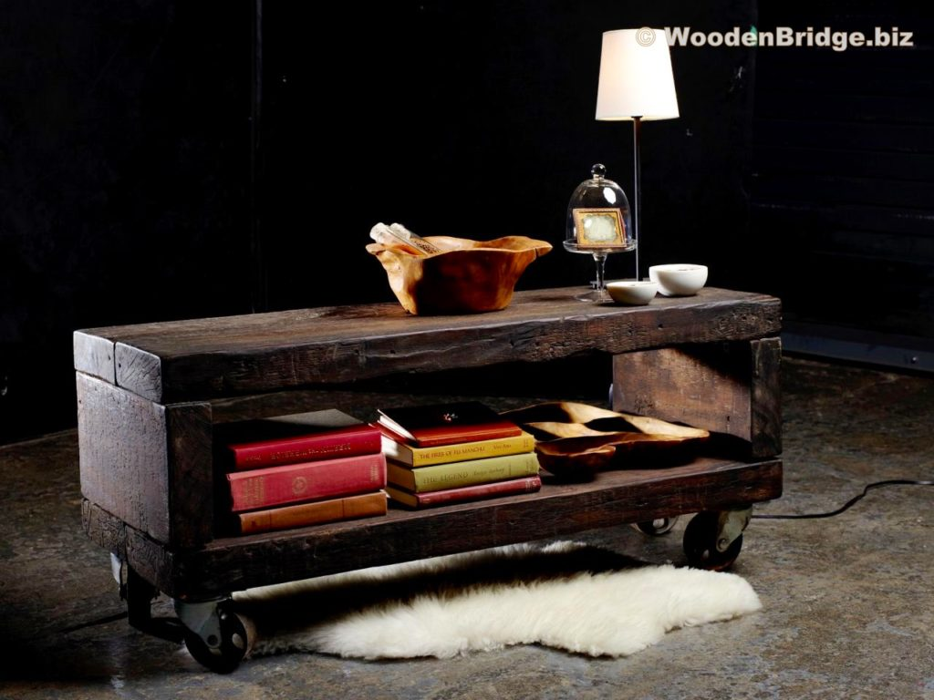 Reclaimed Wood Coffee Tables Ideas - 1280 x 960 1