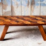 Reclaimed Wood Coffee Tables Ideas - 1300 x 867 1
