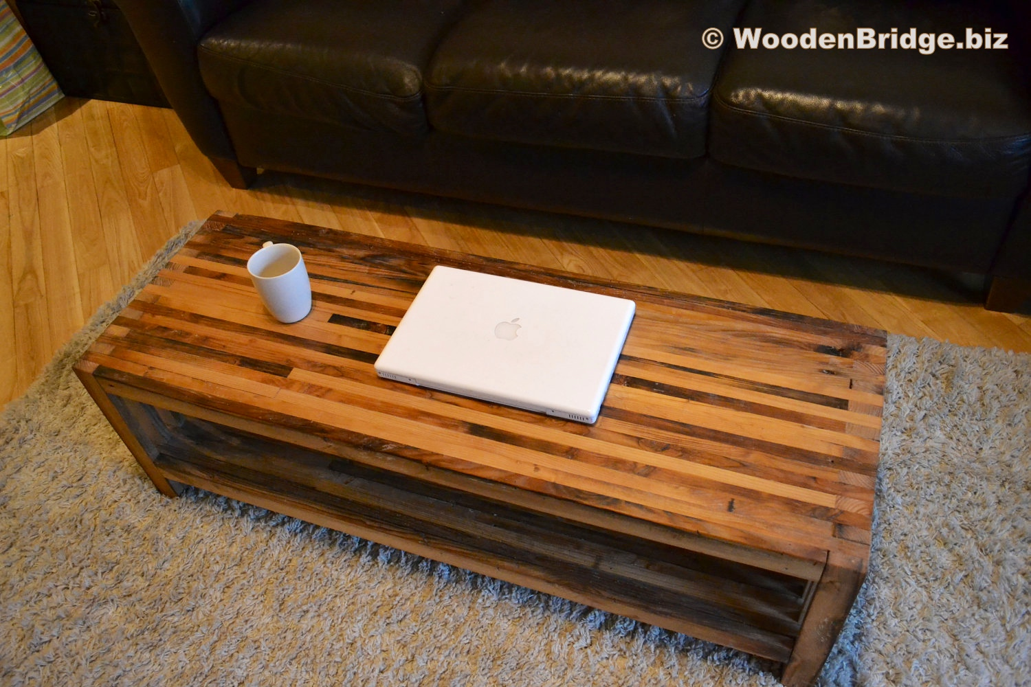Reclaimed Wood Coffee Tables Ideas - 1500 x 1000