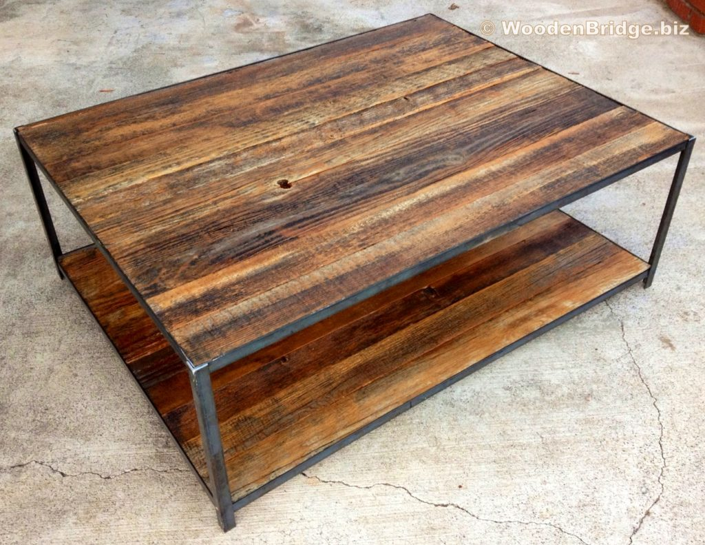 Reclaimed Wood Coffee Tables Ideas - 1500 x 1159