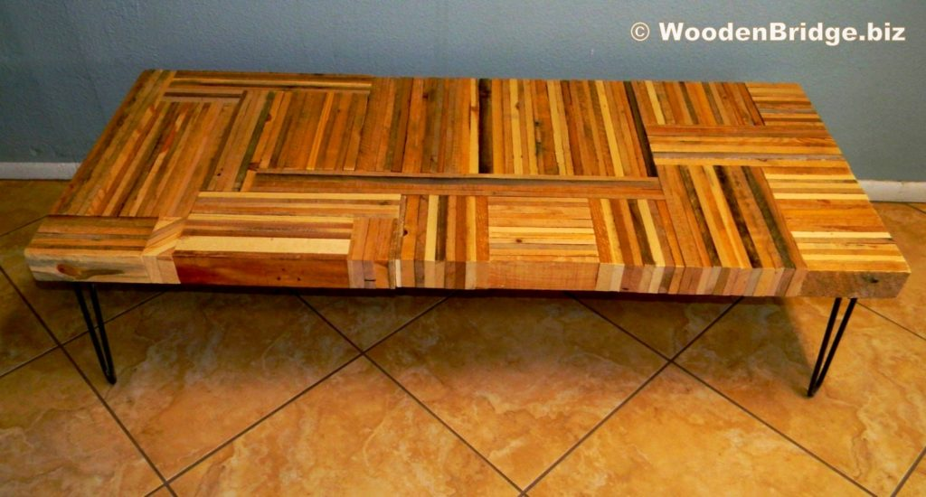 Reclaimed Wood Coffee Tables Ideas - 1500 x 806