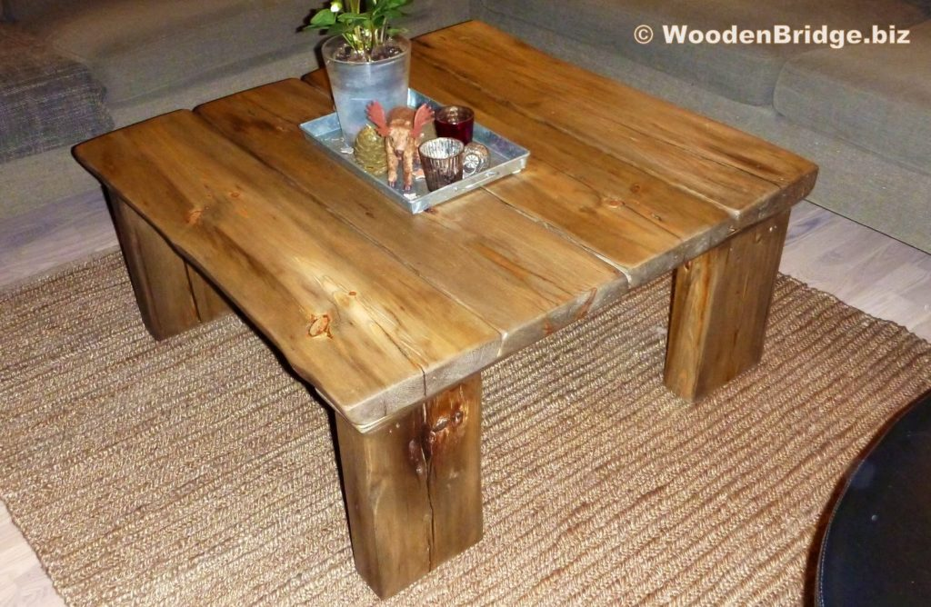 Reclaimed Wood Coffee Tables Ideas - 1600 x 1043