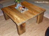 Reclaimed Wood Coffee Tables Ideas – 1600 x 1043