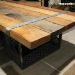Reclaimed Wood Coffee Tables Ideas - 1600 x 1200