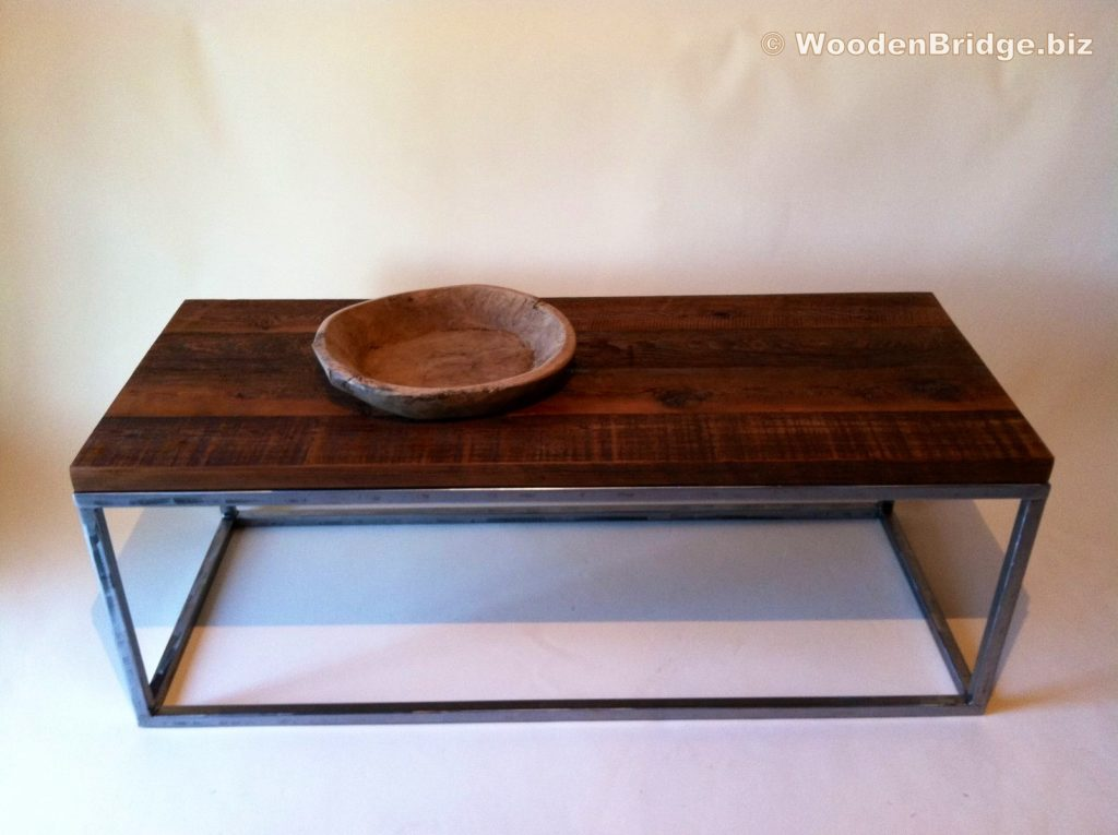 Reclaimed Wood Coffee Tables Ideas - 1606 x 1200