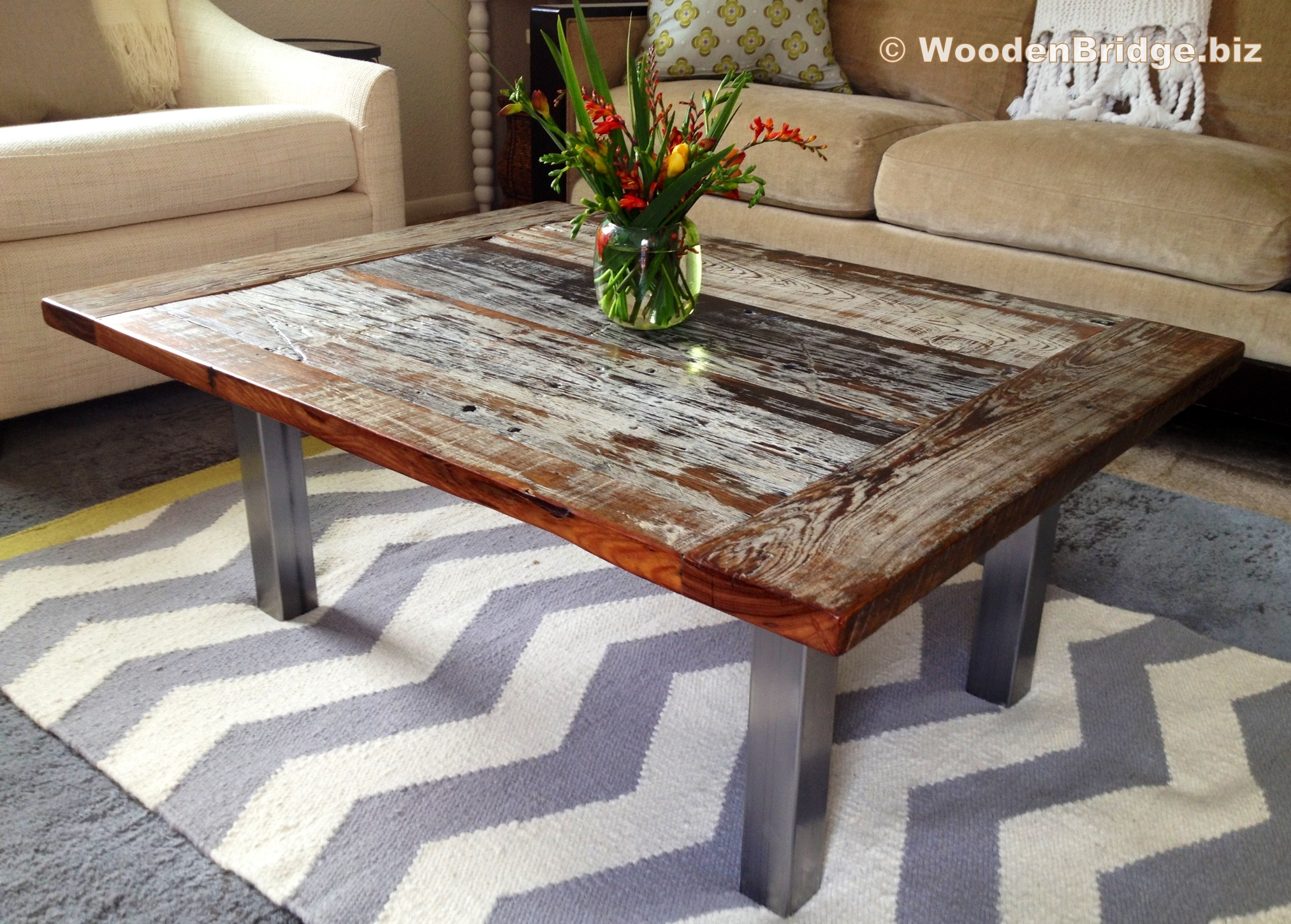 Reclaimed Wood Coffee Tables Ideas – 2025 x 1450