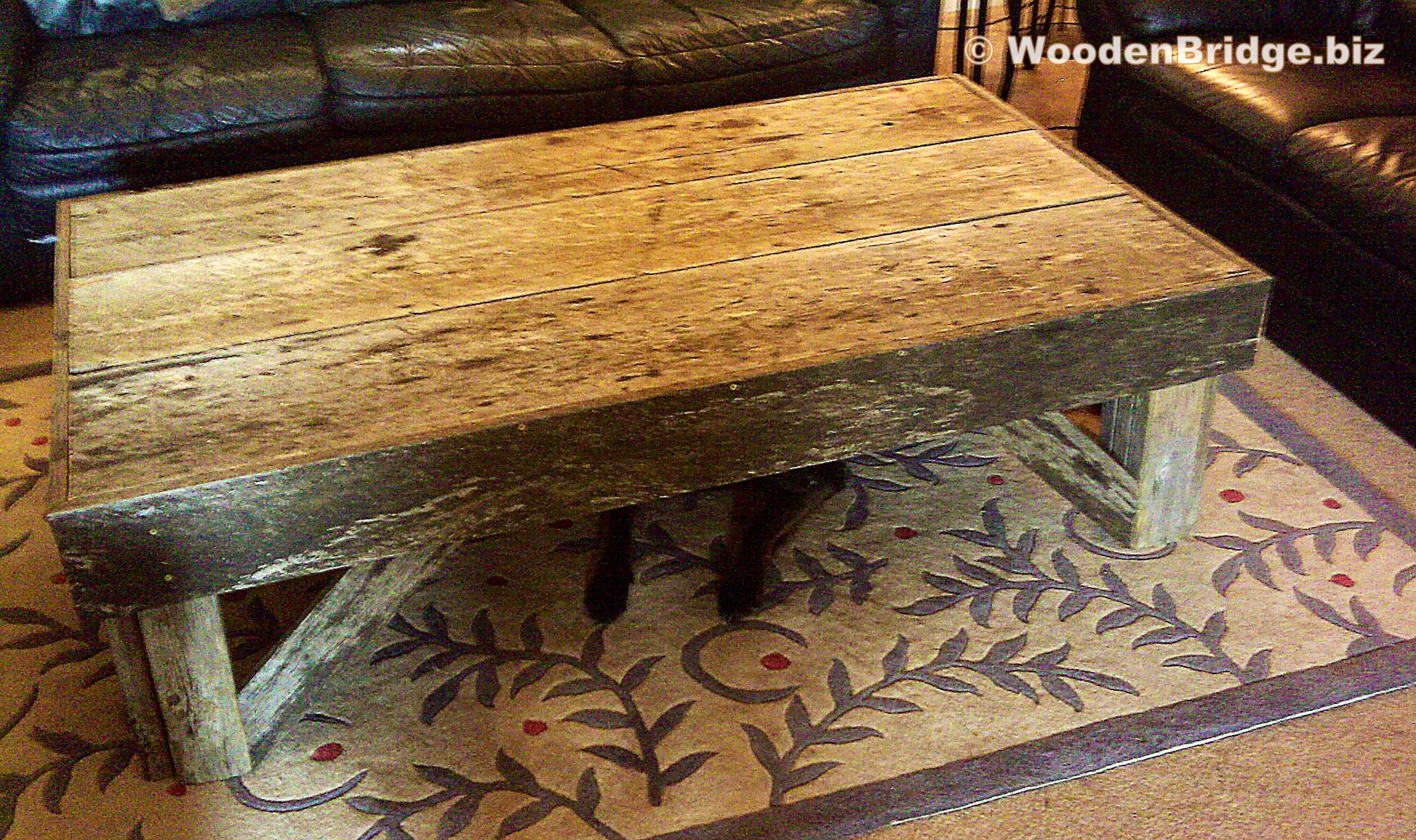 Reclaimed Wood Coffee Tables Ideas - 2048 x 1216