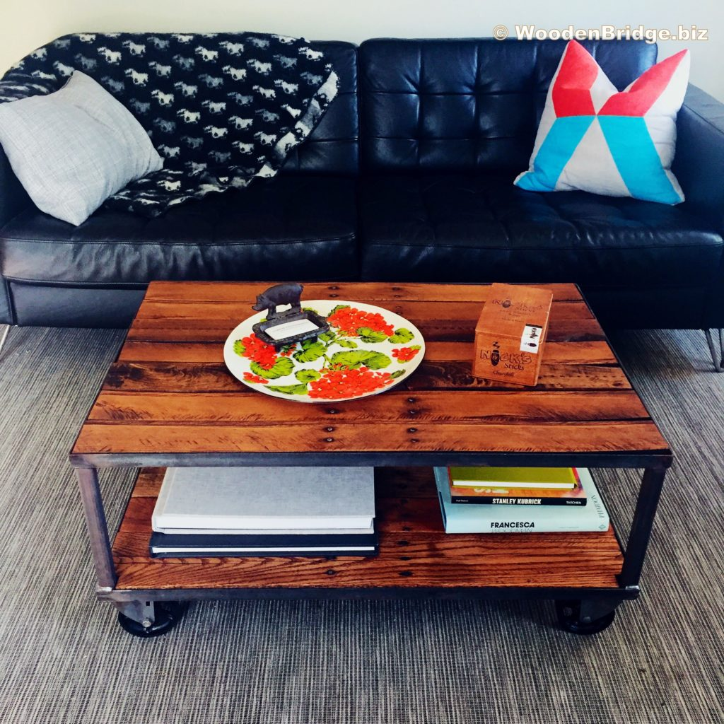 Reclaimed Wood Coffee Tables Ideas - 2448 x 2448