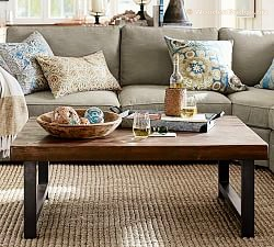 Reclaimed Wood Coffee Tables Ideas – 250 x 225