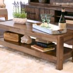 Reclaimed Wood Coffee Tables Ideas - 340 x 270 11