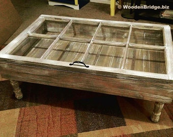 Reclaimed Wood Coffee Tables Ideas - 340 x 270 13