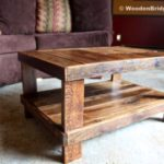 Reclaimed Wood Coffee Tables Ideas - 340 x 270 14